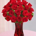 1800Flowers red roses